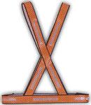 """Coletes para sinalização modelo """"X"""""""
